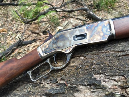 Winchester closeup